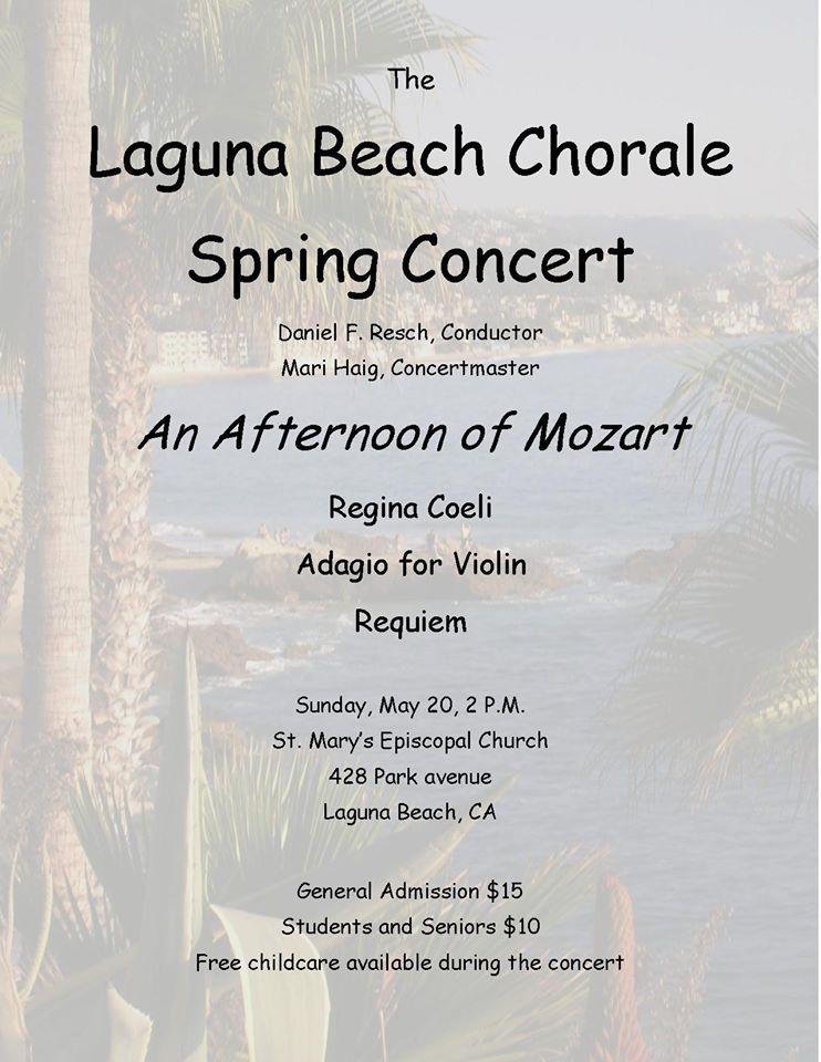 Spring 2012 Concert